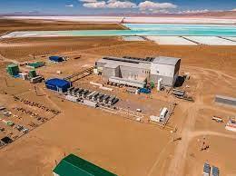 Ganfeng quiere aumentar presencia en industria regional del litio