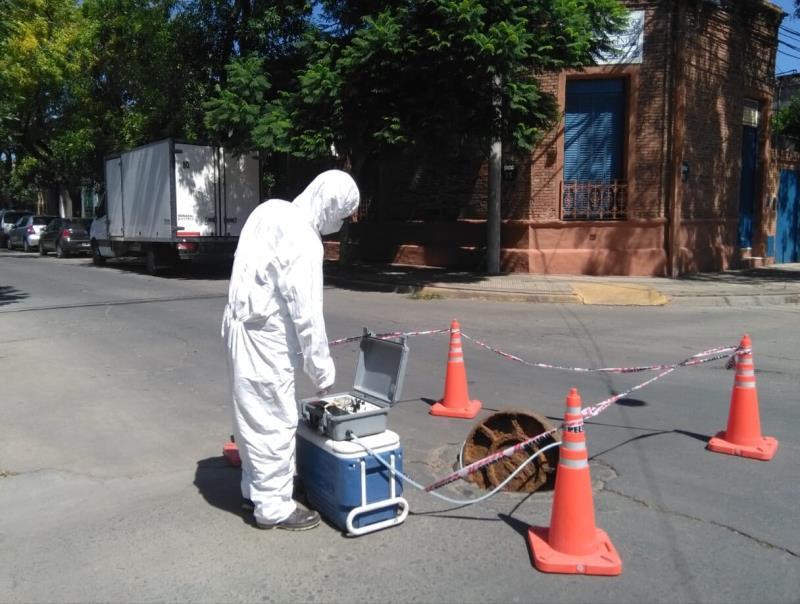 COVID-19 Detectar el virus en aguas residuales