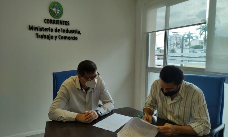 Corrientes: gobierno provincial invertirá más de 40 millones en infraestructura para desarrollar el Parque Foresto-industrial Santa Rosa
